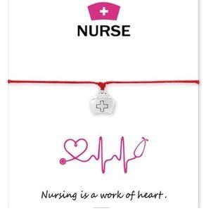 Nurse/Nursing student - Make a wish bracelet