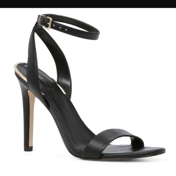 e27dd6c7c52 Aldo Shoes - Aldo Lovarema Sandal Heel Black