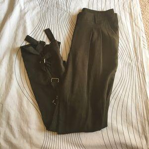 Boho flowy skinny pants
