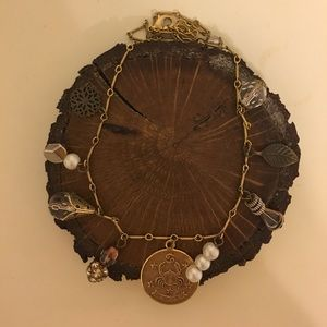 """Jewelry - Astrological Sign """"Cancer"""" Necklace"""