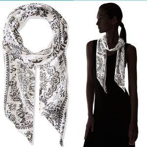 Accessories - Michael Stars Women's Porcelain Skinny Scarf