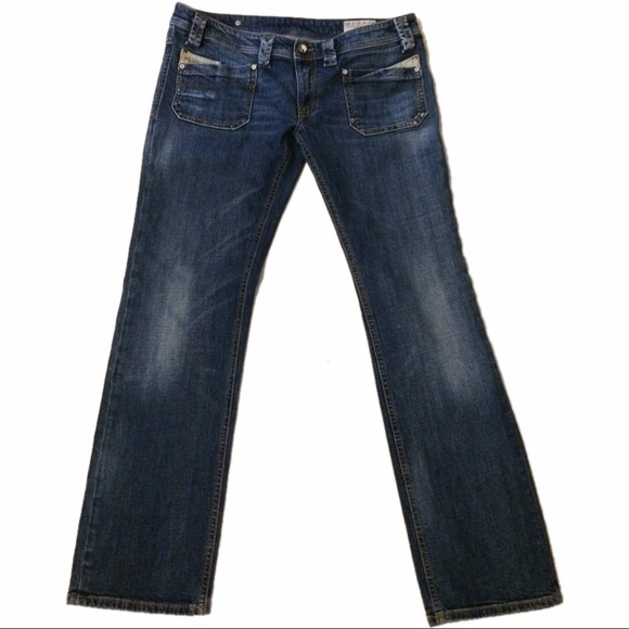 55b9166fbe Diesel Denim - Rare Diesel Patch Pocket  Keate  Stretch Jeans EUC