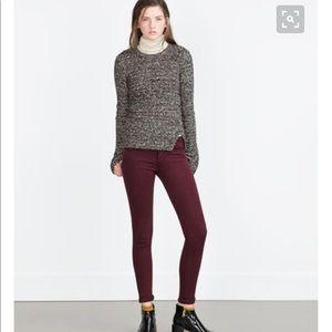 Zara soft jegging skinny