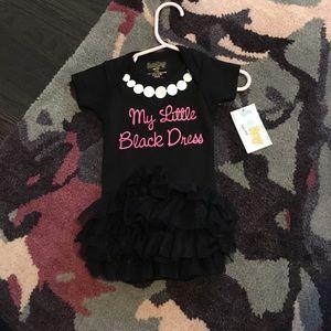 Sara Kety Other - Sara kety little black dress onesie