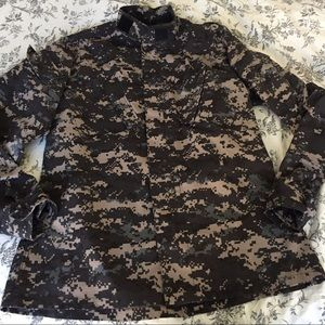 Urban Outfitters Other - Propper Camouflage Shirt Jacket (ACU) NEW*