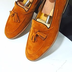 COMING SOON Kicks for Gent's Suede Tassel Loafer