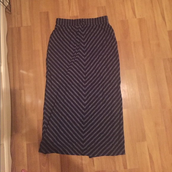56 loft dresses skirts striped maxi skirt from