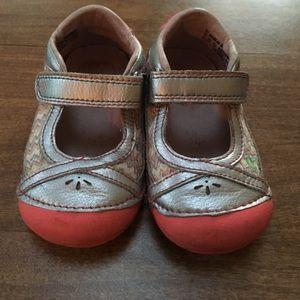 Stride Rite Other - Stride Rite Maryjane style sneaker size toddler 6