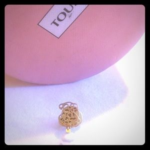 Tous Accessories - TOUS Gold Vermeil over .925 Teddy Pearl Brooch