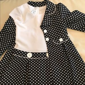 Bonnie Jean Other - Girl's dress and coat