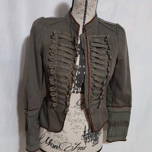 Zara Jackets & Blazers - 👄ZARA Military jacket