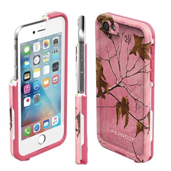 LifeProof Accessories - Lifeproof pink camo case 9a02b45e6