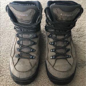 Lowa Shoes - Lowa Renegade GTX Mid Hiking Boots