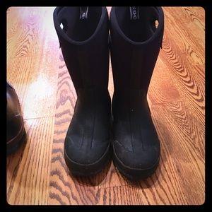 Bogs Other - Black rain/snow Bogs boots!!