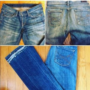 Citizens of Humanity Elle 064 Stretch Jeans 26