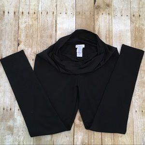 Liz Lange for Target Pants - Liz Lange maternity for target black leggings