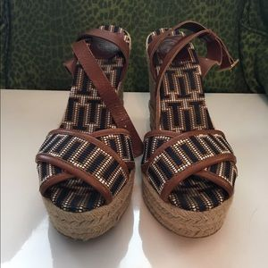 Tory Burch Shoes - ✨NWOT✨ Tory Burch Wedges