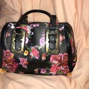 ALDO floral print purse