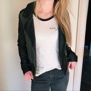 Bernardo Jackets & Blazers - NORDSTROMS Bernardo Collection B Leather Jacket