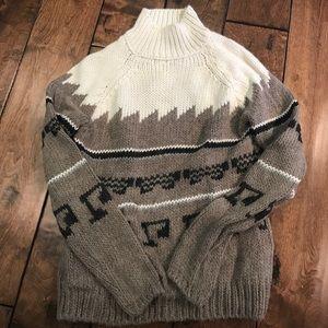 Zara knit Neck Sweater