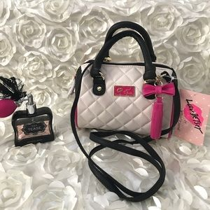 Betsey Johnson Handbags - Betsey Johnson mini crossbody