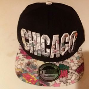 KBethos Other - Chicago flatbill hat