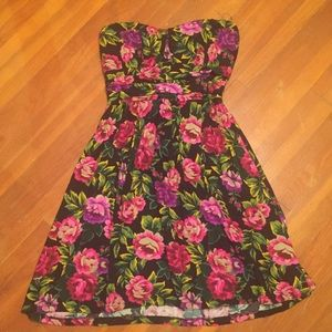 la belle Dresses & Skirts - Floral Dress