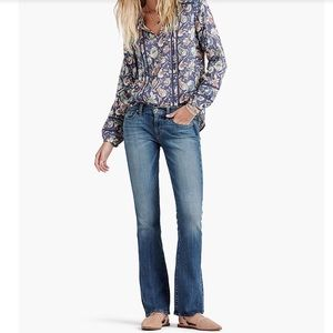 Lucky Brand Denim - Lucky Brand Sofia Bootcut Jeans - 14/32 Long