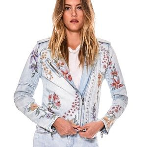 Blank NYC Jackets & Blazers - BlankNYC Embroidered Jacket