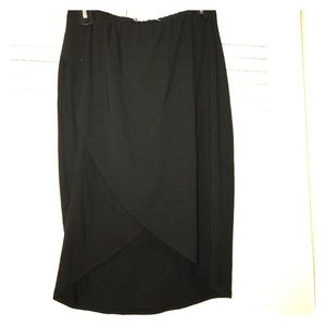 Maurices Dresses & Skirts - Maurices Black Skirt