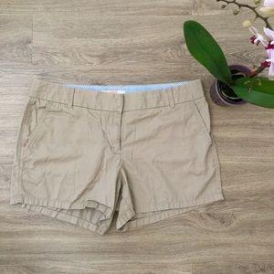 J. Crew Factory Pants - 🆕 J. Crew tan chino shorts