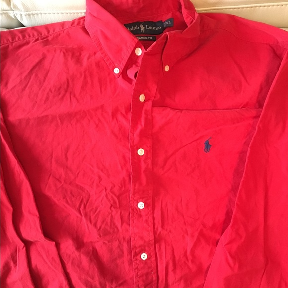 50 off polo by ralph lauren other polo by ralph lauren for Polo ralph lauren casual button down shirts