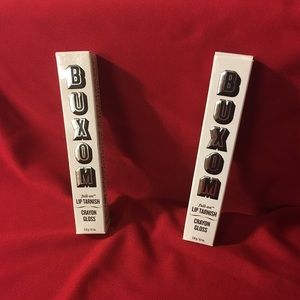 New Buxom lipstick