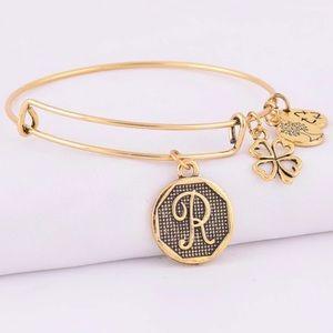 Alex And Ani Jewelry - INITIAL R CHARM BRACELET