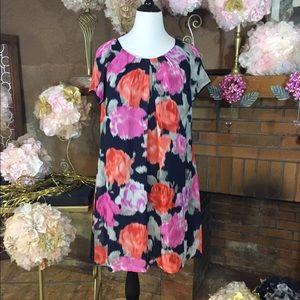Jessica Howard Dresses & Skirts - Jessica Howard split back chiffon dress