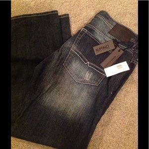 Buffalo David Bitton Other - New Mens Buffalo Driven X Straight Leg Jeans 34/30