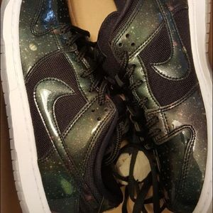 Nike Shoes - Nike sb dunk low 420 galaxy brandnew sz10