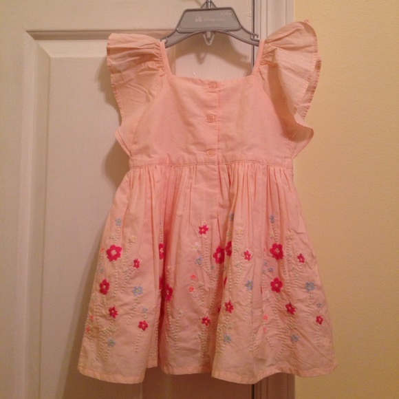 off GAP Other NWT adorable baby Gap eyelet dress