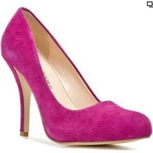 Audrey Brooke Shoes - 💕💕💕 Gorgeous fuchsia pink genuine suede pumps