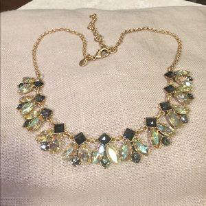 J.Crew jeweled statement necklace