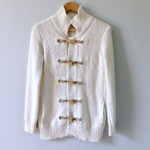 J. Crew Sweaters - J. Crew Toggle Sweater
