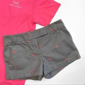 ✨SALE✨ J. Crew Chino Broken In Light Gray Shorts