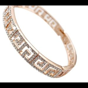 Jewelry - Italian Rose Gold Bracelet