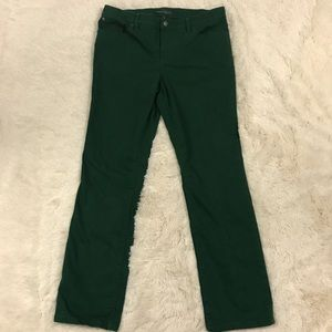 Lauren Ralph Lauren Denim - Lauren Ralph Lauren Modern Straight Jeans Size 12