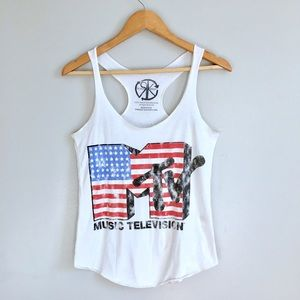 Urban Outfitters Tops - MTV Retro Tank