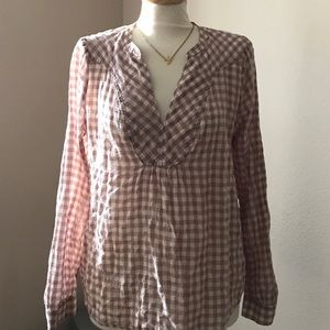 Anthropologie Tops - Anthro Blouse