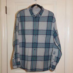 J. Crew Other - J. Crew Factory Plaid Men's Shirt