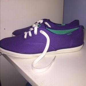 Shoes - Keds purple sneakers