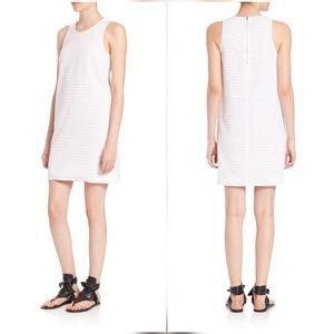 rag & bone Dresses & Skirts - Rag & Bone Evie Honeycomb Dress in White