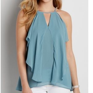 Maurices Tops - Maurice's ruffle top